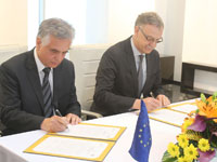 COOPERATION WITH THE UNIVERSITY OF TRIESTE