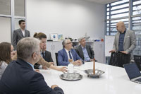 VISIT OF THE SPECIAL REPRESENTATIVE OF THE PRESIDENT OF RUSSIAN FEDERATION