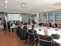 VISIT AND LECTURE OF THE VICE-RECTOR OF NOVA UNIVERSITY LISBON